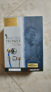 REDUCED PRICE! Miles Davis Headphones