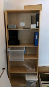 3 Ikea Bookshelf Billy birch
