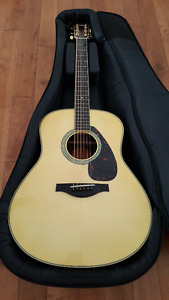 Yamaha LL6 ARE Acoustic electric