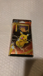 Pikachu Pokemon Card Theme Deck with 60 Cards