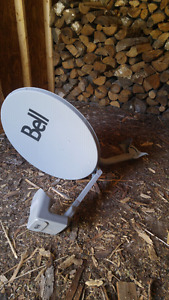 Bell Satellite TV Package.