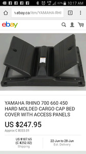 Yamaha rhino bed cover