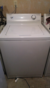 Maytag performa washer and dryer set