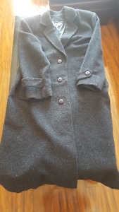 Beautiful All Wool Business Overcoat (Worn 2-3 Times)