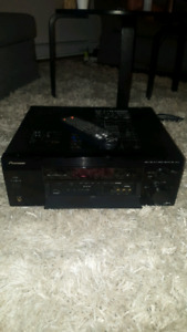 Pioneer VSX-D811S 300W 7.1  receiver amplifier  HS out of order
