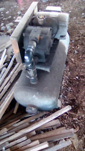 Vacuum pump for sale - from 200 head dairy barn.