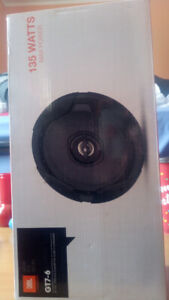 JBL 135 WATTS 6 1/2 COAXAL CAR AUDIO LOUD SPEAKERS