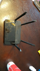 *****D Link dual band AC1200 wireless router*****