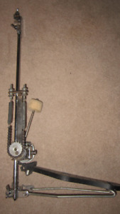Rare - Jacques Capelle,Made in France,Dual Mount Bass Pedal