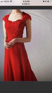 Prom Dress - Elegant Gown