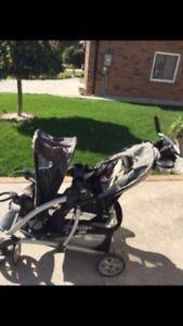 Graco Double Stroller Windsor Region Ontario image 1