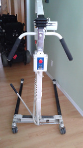 Electric Patient Hoyer Lift with Sling