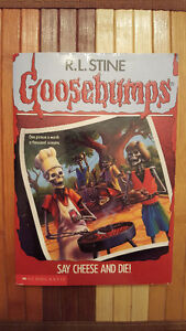 Say Cheese And Die GOOSEBUMPS