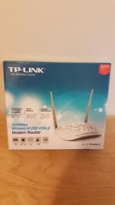 TP-Link TD-W9970 Wireless Modem Router
