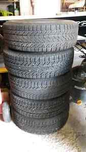 235/70R16 Winter Tires and Rims For Ford 2011 Escape