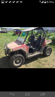 2009 RZR 800cc side by side!!