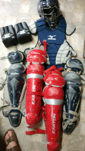 Back catchers gear for sale
