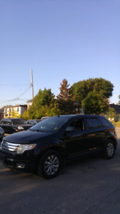 2007 ford edge limited