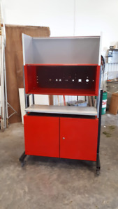 Cabinet mobile pour outillage