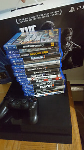for sale ps4+games