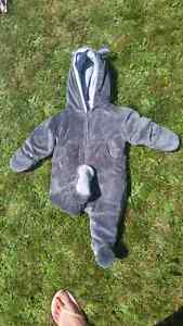 Bear snow suit