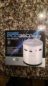 Unopened Brand New Power Pod 360 Speakers Kitchener / Waterloo Kitchener Area image 1