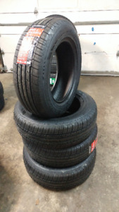 New 205/65R16 all season tires, $340 for 4