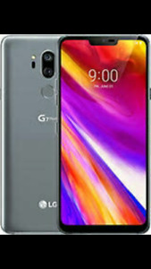 Brand New In Box LG G7 Unlocked Freedom Chatr