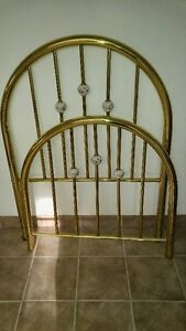 Brass Bed frame Kingston Kingston Area image 2
