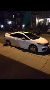 2015 Honda Civic Si HFP Coupe (2 door)