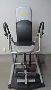 table/chaise d'inversion étirement