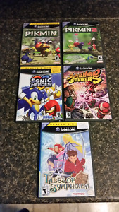 Gamecube games PRICES REDUCED!!!!