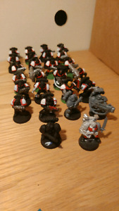 Warhammer 40k Tactical space marines