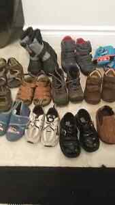 Boys shoes size 7 and 8