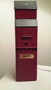85TH ANNIVERSARY SASK LIQUOR BOARD COLLECTIBLE