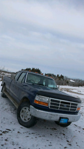 1997 Ford F-250 Ext Cab