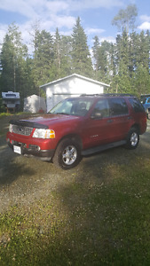 2005 Ford Explorer SUV, Crossover