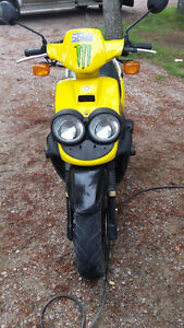 Yamaha scooter a vendre 950$ NEGO