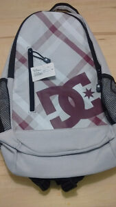 NEW DC backpack