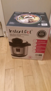 New instant pot for sale ip