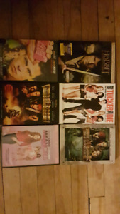 Various DVDs and Cd's $5 each