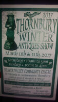 Thornbury antique winter show