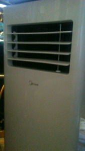 Medea 8000 btu portable air conditioner asking $120