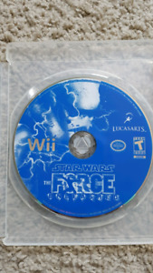 Star Wars Force Unleashed for Wii