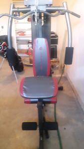 Free Standing Excercise Machine