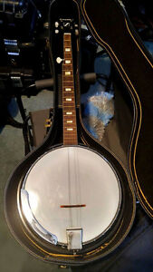 Sovereign Banjo - 5 string