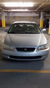 1999 Honda Accord Coupe (2 door) EX V6