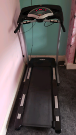 Foldable Motorised electric treadmill