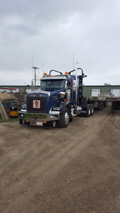 2007 Kenworth T800 Log truck