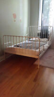 extendable Ikea bed